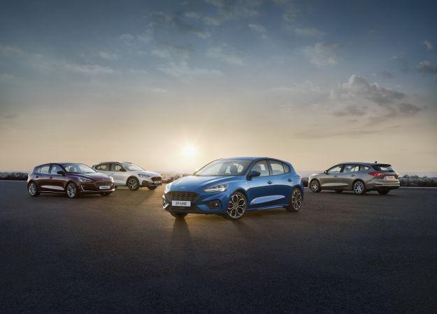 Nuova Ford Focus 2018: estetica rinnovata ed ancora più tecnologia