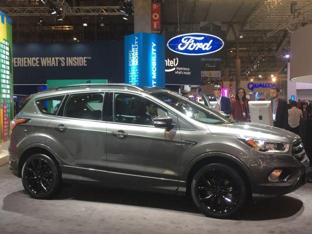 Ford al MWC 2016 di Barcellona: nuova Kuga e SYNC 3
