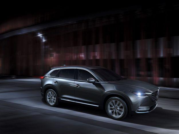 Nuova Mazda CX-9: al Salone di Los Angeles 2015 il suv medio [FOTO]