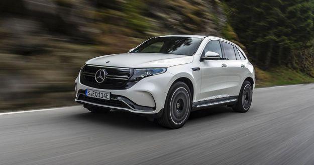 Mercedes EQC: come Mercedes ha concepito l'elettrica