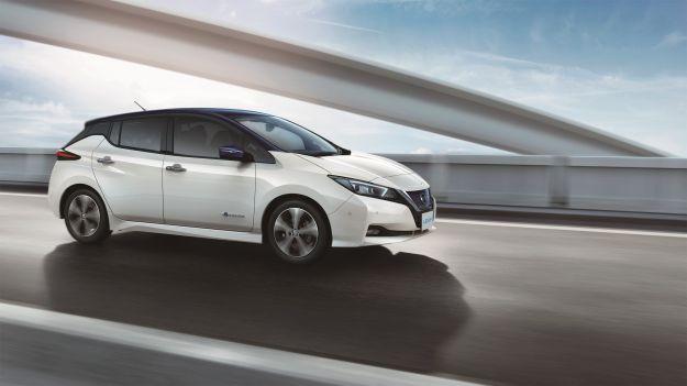 Nissan Leaf 2.ZERO e Nissan e-NV200: il futuro è elettrico
