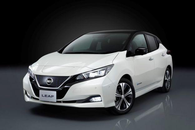 Nuova Nissan Leaf 2018: autonomia, dimensioni e caratteristiche [FOTO]