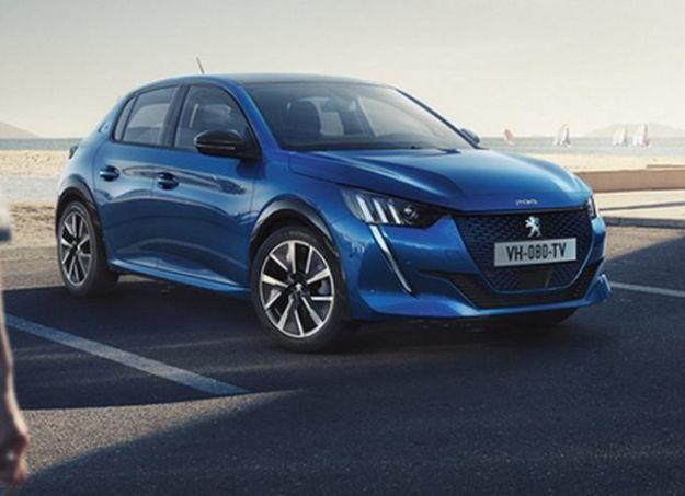 Nuova Peugeot 208 2019: motori, caratteristiche e scheda tecnica [FOTO]