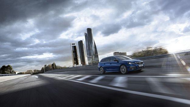 Cambio automatico EAT8 Peugeot: aumentano i rapporti, si riducono i consumi