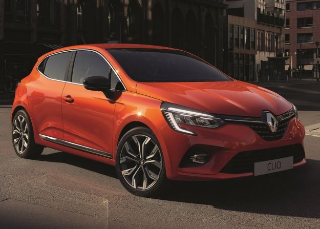 Nuova Renault Clio 2019: scheda tecnica e caratteristiche [FOTO]