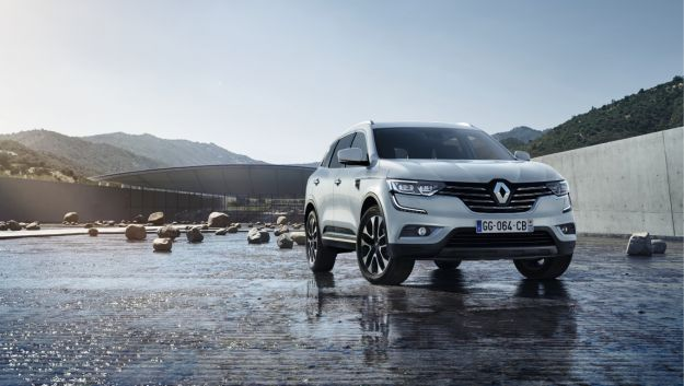 Nuova Renault Koleos 2017