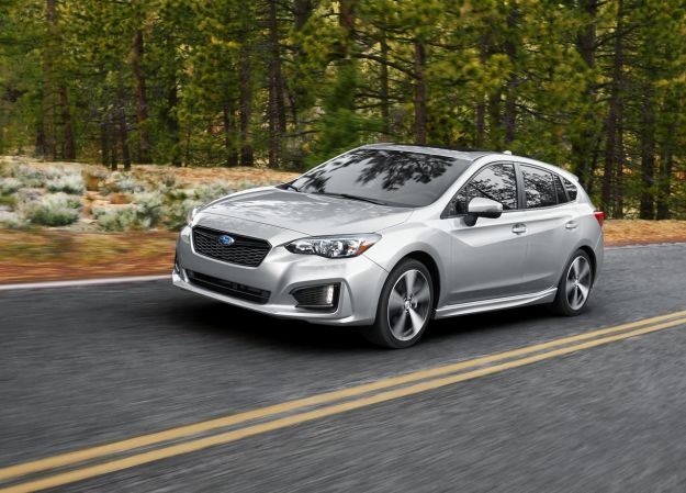 Nuova Subaru Impreza: uscita e caratteristiche di 5 porte e berlina [FOTO]