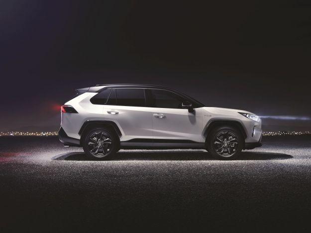 Nuova Toyota RAV 4 Salone di New York