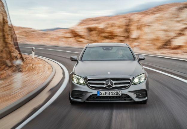 Nuove Mercedes 2017
