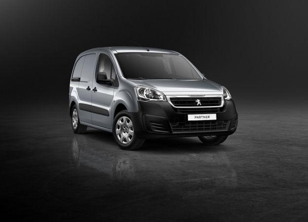 Nuovo Peugeot Partner 4