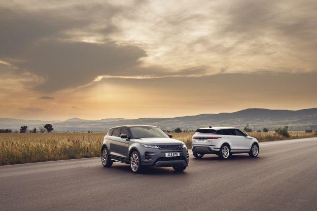 Nuovo Range Rover Evoque copertina