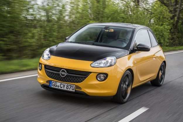 Opel ADAM BLACK JACK 1