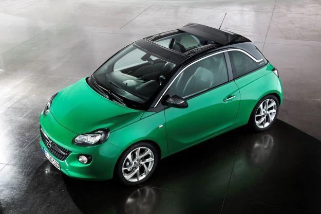 Opel Adam Swing Top, largo al tetto apribile e al cambio robotizzato Easytronic 3