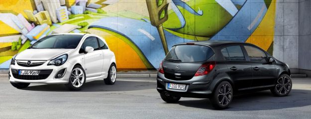 Opel Corsa ecoFLEX Turbo