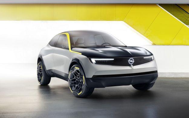 Opel GT X Experimental: il concept SUV elettrico che anticipa il futuro