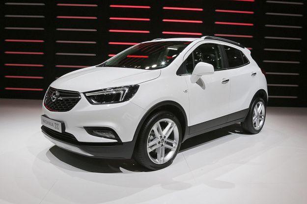 Opel Mokka X al Salone di Ginevra