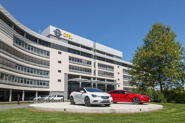 Opel Plant Ruesselsheim 306905