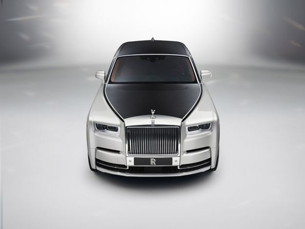 Rolls-Royce Phantom 2018: la regina si rinnova [FOTO]