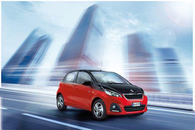 Nuova Peugeot 108 X-Factor: prezzi, interni e dimensioni dell'allestimento speciale