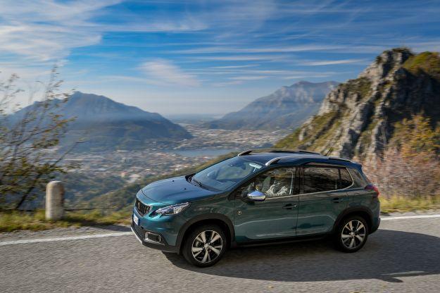 Peugeot 2008 Crossway 2017: prezzo e caratteristiche della versione speciale