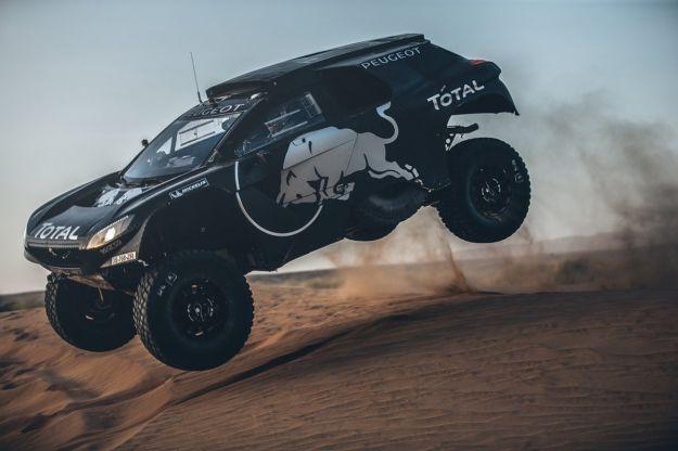 Peugeot 2008 DKR16, pronta per la Dakar 2016 [FOTO e VIDEO]