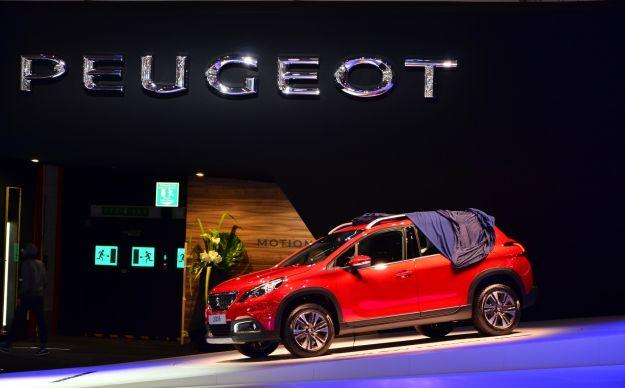 Peugeot 2008 restyling 2017: prezzi, motori e caratteristiche [FOTO]