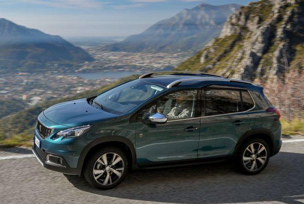 Vendite Peugeot Italia 2017: forte crescita grazie a SUV e 208