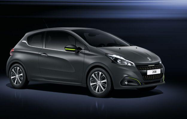 Peugeot 208 2015, colori: due nuove tinte ipertecnologiche