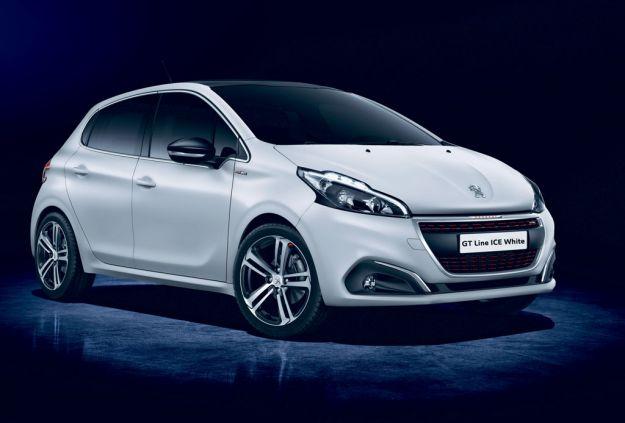 Peugeot 208 GT Line Ice White: bianco dinamico per la piccola francese