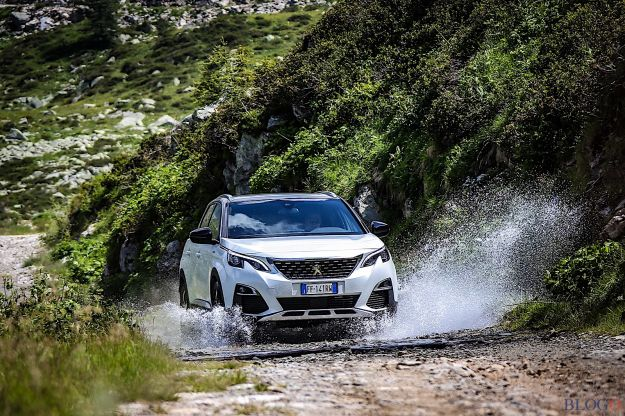 Peugeot 3008 premiata per gli interni al Festival Automobile International