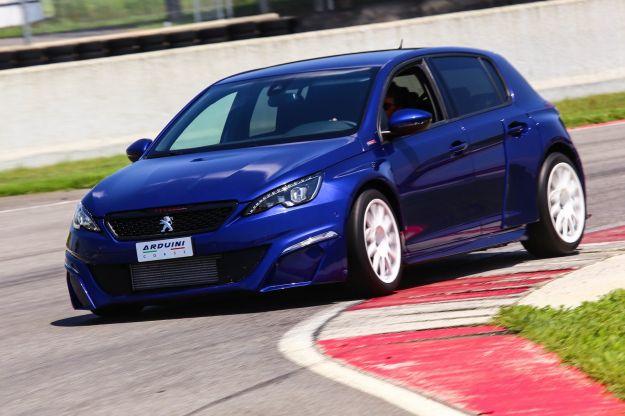 Peugeot 308 by Arduini Corse: dal circuito alla strada