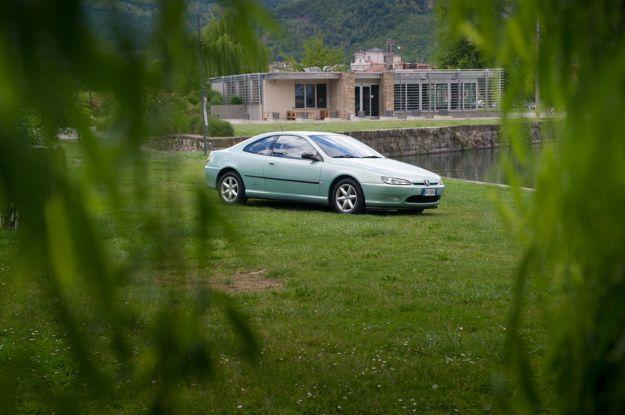 Peugeot 406 Coupé: 20 anni per un modello da oltre 100.000 esemplari