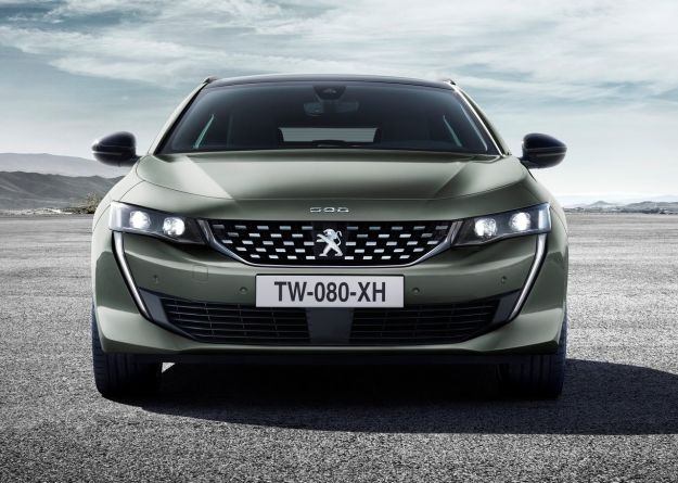 Peugeot 508 Station Wagon: design distintivo, eleganza atletica e praticità