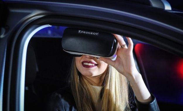 Peugeot Best Technology Experience Tour