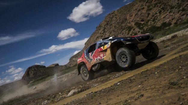 Peugeot Dakar 2016 quinta tappa