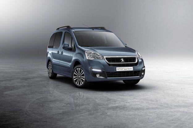 Peugeot Tepee elettrico 1