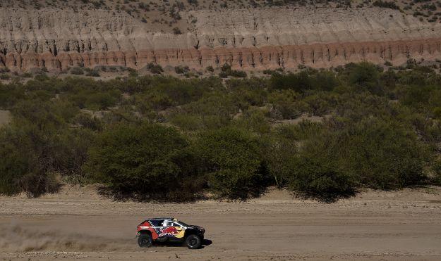 Dakar, decima tappa: Peterhansel primo in classifica
