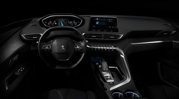 Peugeot i Cockpit 2016