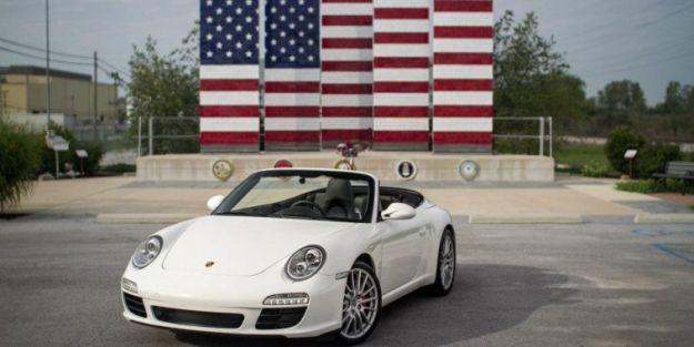 Porsche 911 Centro avanti