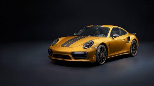 Porsche 911 Turbo S Exclusive Series, scheda tecnica e prestazioni in tiratura limitata [FOTO]