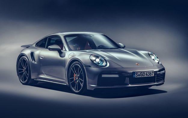 Porsche 911_Turbo_S 2020 cover