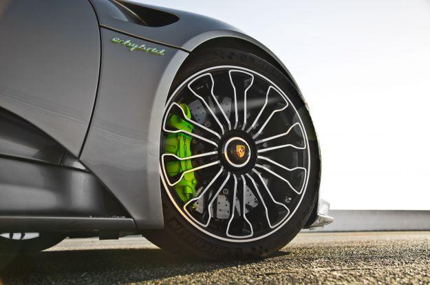Porsche 918 Spyder cerchio in lega
