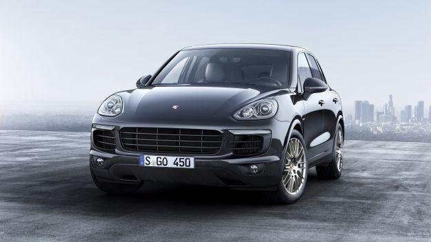 Porsche Cayenne Platinum Edition, gamma al completo: prezzi e caratteristiche [FOTO]