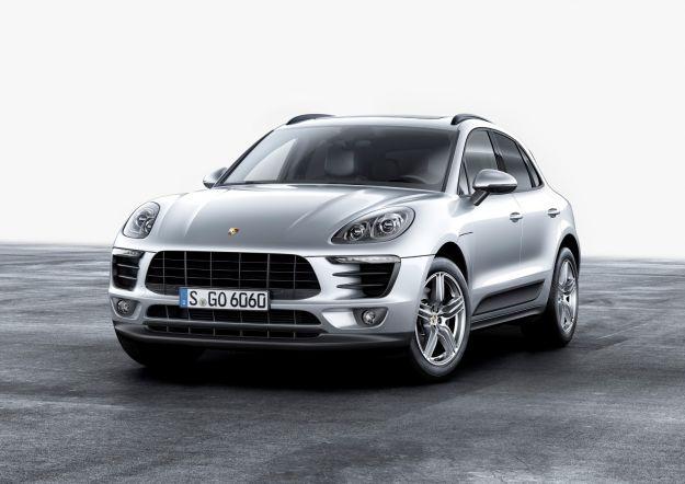 Porsche Macan con motore turbo 2 litri: il prezzo dell'entry level [FOTO]