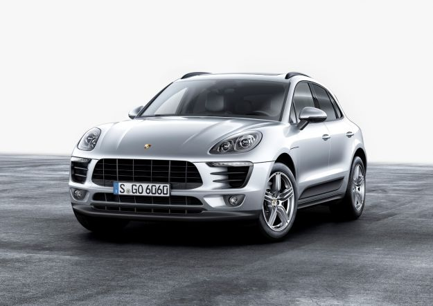 Porsche Macan Turbo 2 litri