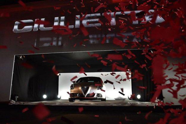 Presentazione Arese nuova Alfa Romeo Giulietta