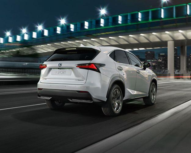 Sconti Lexus Dicembre 2016: offerta per il crossover NX [FOTO]