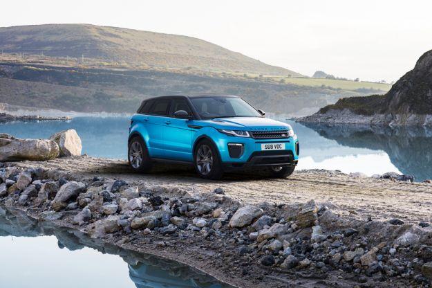 Range Rover Evoque 2017, Landmark: caratteristiche dell'edizione speciale [FOTO]