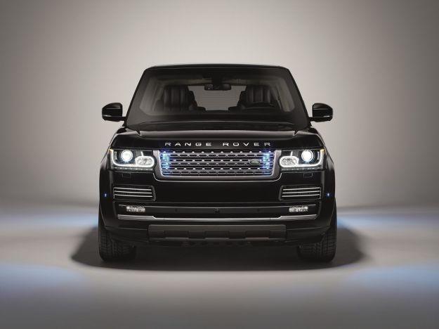 Range Rover Sentinel blindata (8)