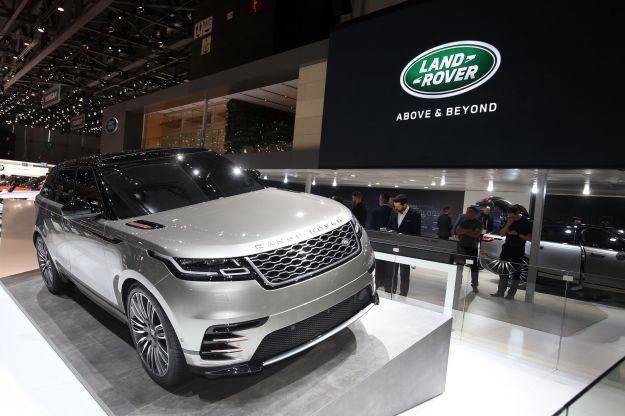 Salone di Ginevra 2017, Land Rover: tutte le novità auto esposte [FOTO]